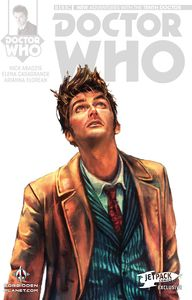 [Doctor Who: 10th #2 (Forbidden Planet Variant) (Product Image)]