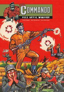 [Rebellion Digest: Best Of Steel Commando (Product Image)]