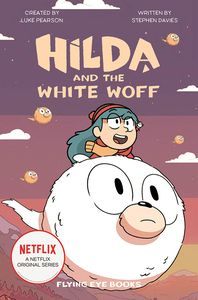 [Hilda & The White Woff (Product Image)]