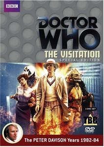[Doctor Who: The Visitation (Special Edition) (Product Image)]