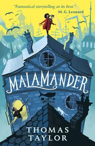 [The Legends Of Eerie-On-Sea: Book 1: Malamander (Product Image)]