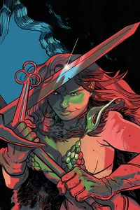 [Red Sonja #19 (Cover C Henderson) (Product Image)]