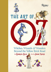 [The Art Of Oz: Witches Wizards & Wonders (Hardcover) (Product Image)]