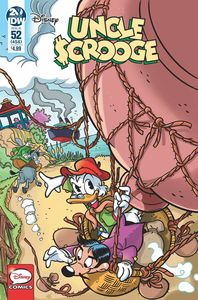 [Uncle Scrooge #52 (Cover A Mazzarello) (Product Image)]
