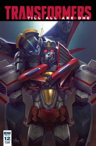 [Transformers: Till All Are One #12 (Cover A Pitre-Durocher) (Product Image)]