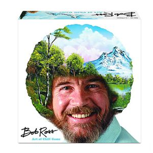[Bob Ross The Art Of Chill Game (Product Image)]