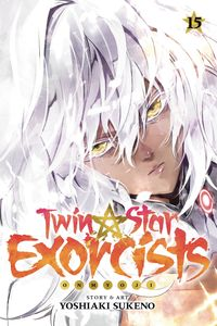[Twin Star Exorcists: Volume 15 (Product Image)]