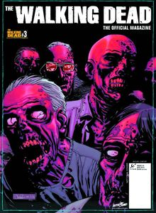 [Walking Dead Magazine #3 (Previews Cover) (Product Image)]