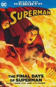 [Superman: The Final Days Of Superman (Hardcover) (Product Image)]