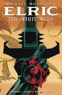 [The cover for Elric: The White Wolf #1 (Cover A Sale)]