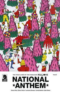 [True Lives Of The Fabulous Killjoys: National Anthem #2 (Cover C Motohi) (Product Image)]
