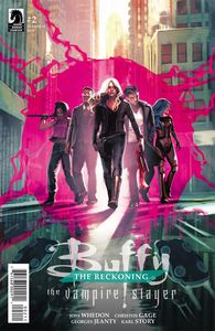[Buffy The Vampire Slayer: Season 12: The Reckoning #2 (Cover A Hans) (Product Image)]