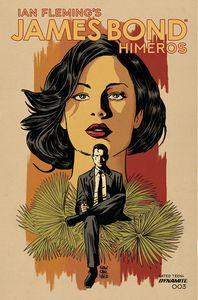 [James Bond: Himeros #3 (Cover A Francavilla) (Product Image)]