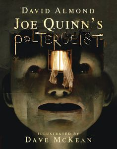 [Joe Quinn's Poltergeist: Illustrated (Hardcover) (Product Image)]