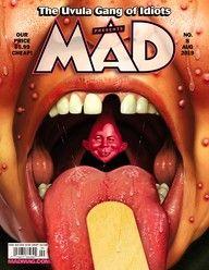 [Mad Magazine #8 (Product Image)]