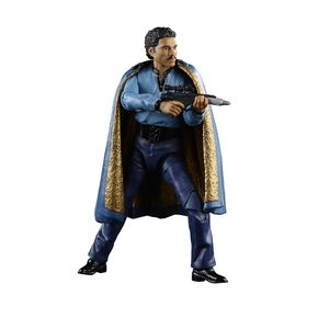 [Star Wars: Black Series: 2017 Wave 1 Action Figures: Lando Calrissian (Product Image)]