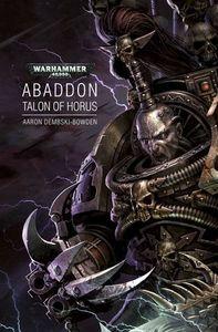 [Wharhammer 40K: Abaddon Talon Of Horus (Hardcover) (Product Image)]