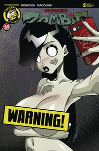 [Zombie Tramp: Ongoing #45 (Cover F Mendoza Risque) (Product Image)]