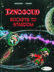 [Iznogoud: Volume 8: Rockets To Stardom (Product Image)]