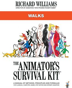 [The Animator's Survival Kit: Walks (Product Image)]