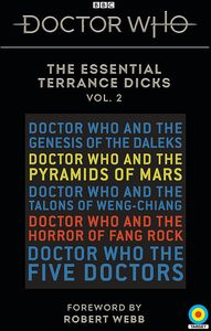[Doctor Who: The Essential Terrance Dicks: Volume 2 (Hardcover) (Product Image)]