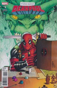 [You Are Deadpool #1 (Lim Variant) (Product Image)]