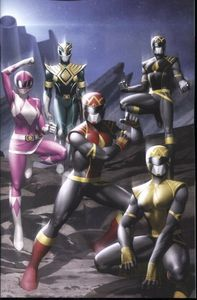 [Mighty Morphin #1 (One Per Store Yoon Variant) (Product Image)]