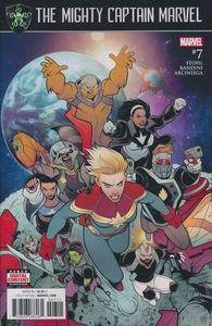 [Mighty Captain Marvel #7 (Secret Empire) (Product Image)]