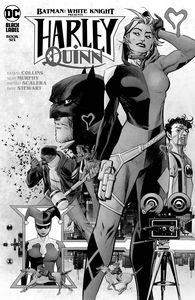 [Batman: White Knight Presents Harley Quinn #6 (Cover A Sean Murphy) (Product Image)]