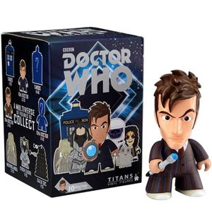 [Doctor Who: TITANS: The 10th Doctor Series (Product Image)]