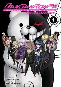 [Danganronpa: The Animation: Volume 1 (Product Image)]