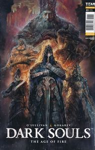[Dark Souls: Age Of Fire #1 (Cover A Angulo) (Product Image)]
