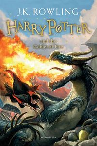 [Harry Potter & The Goblet Of Fire (Product Image)]
