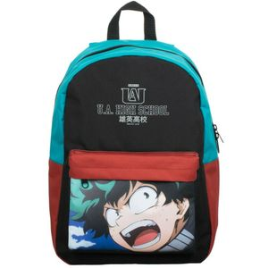 [My Hero Academia: Backpack: Deku Rage (Product Image)]