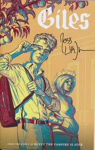 [Buffy The Vampire Slayer: Season 11: Giles #1 (Joss Whedon Signed ComicsPRO Exclusive Variant) (Product Image)]