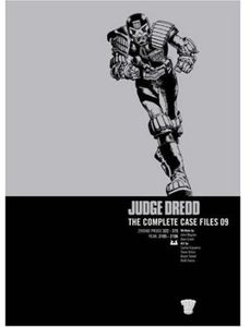 [2000AD: Judge Dredd: Complete Case Files: Volume 9 (Product Image)]