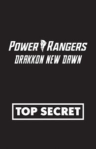 [Power Rangers: Drakkon New Dawn #1 (Cover A Main Secret Variant) (Product Image)]