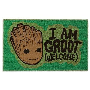 [Guardians Of The Galaxy: Volume 2: Welcome Doormat: I Am Groot (Product Image)]