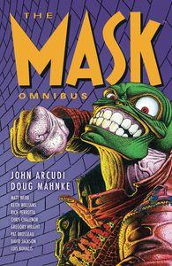 [The Mask: Omnibus: Volume 1 (Product Image)]