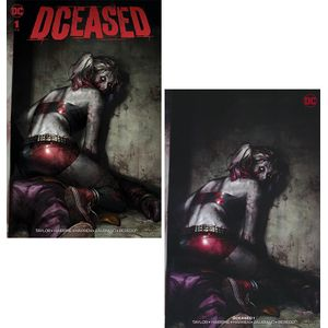 [DCeased #1 (Jeehyung Lee Variant Set) (Product Image)]