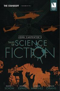 [John Carpenter's: Tales Of Science Fiction: The Standoff #1 (Product Image)]