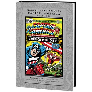 [Marvel Masterworks: Captain America: Volume 10 (Hardcover) (Product Image)]