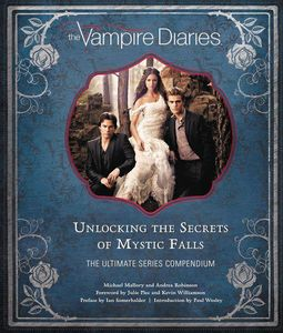 [The Vampire Diaries: The Definitive Guide (Hardcover) (Product Image)]