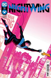[Nightwing #79 (Cover A Bruno Redondo) (Product Image)]