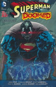 [Superman: Doomed (Hardcover) (Product Image)]