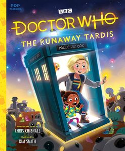 [Doctor Who: The Runaway TARDIS (Hardcover) (Product Image)]