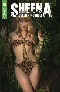 [Sheena: Queen Of The Jungle #1 (Cover E Cosplay) (Product Image)]
