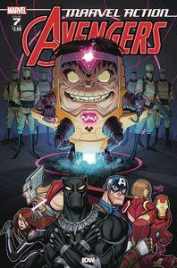 [Marvel Action: Avengers #7 (Sommariva) (Product Image)]