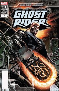[Ghost Rider 2099 #1 (Product Image)]