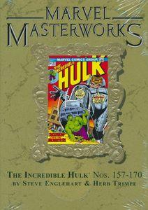 [Marvel Masterworks: Incredible Hulk: Volume 9 (Hardcover - DM Edition) (Product Image)]